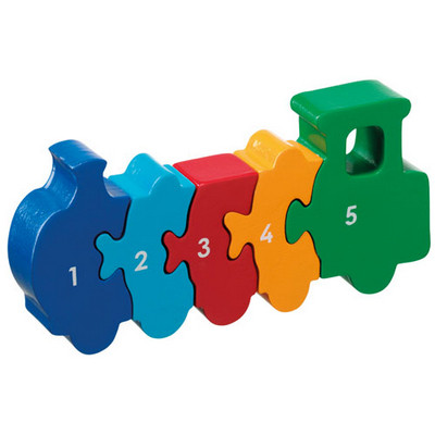 Train 1-5 Jigsaw