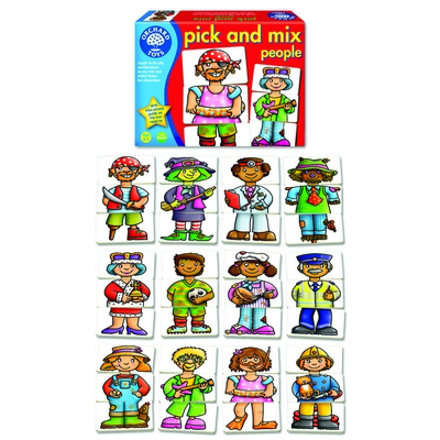 Pick & Mix People Game Each