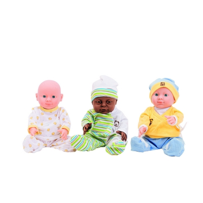 Pack Of Dolls Sleep Suits Pack 3