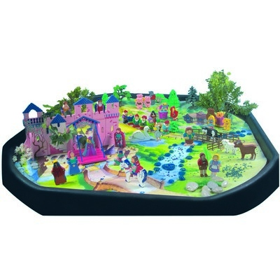 Outdoor Tuff Tray Fairy Tale Mat, Each