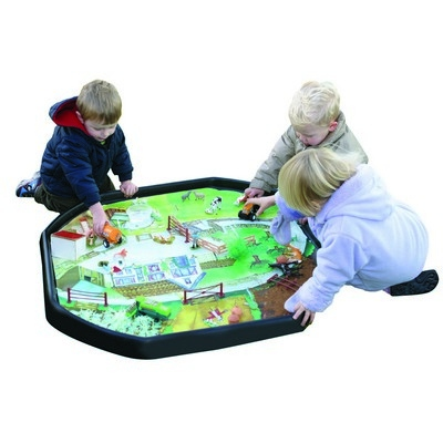 Outdoor Tuff Tray Farmyard Mat, Each