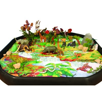 Outdoor Tuff Tray Mini Beasts Mat, Each