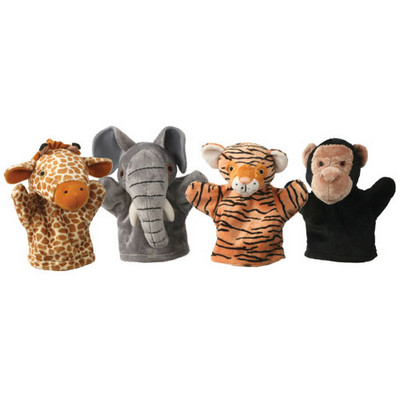 My First Puppets - African, Set4