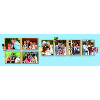 All Kinds Of Families Puzzle Set