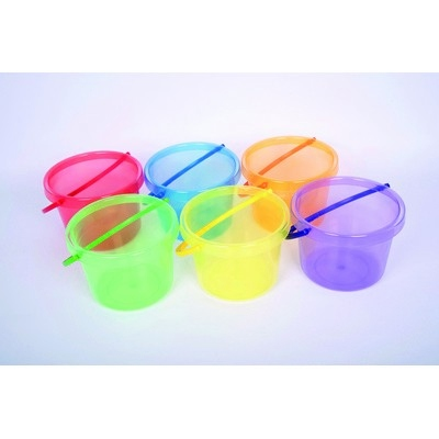 Translucent Colour Buckets