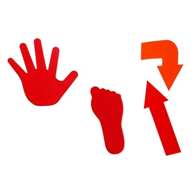 Hand & Arrows Marker Pack