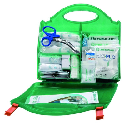 Bs Compliant First Aid Kit Small (1-10 Persons) Each