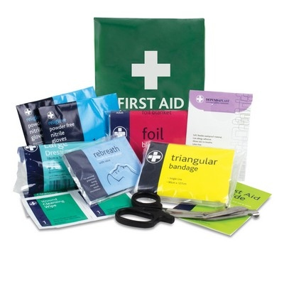 Personal Issue First Aid Kit