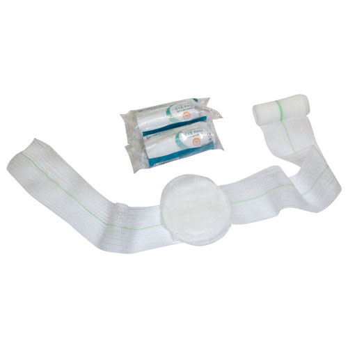 Eye Pad With Bandage, Sterile, Ea