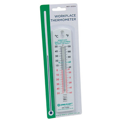 Thermometer Wall Mounted 20cm