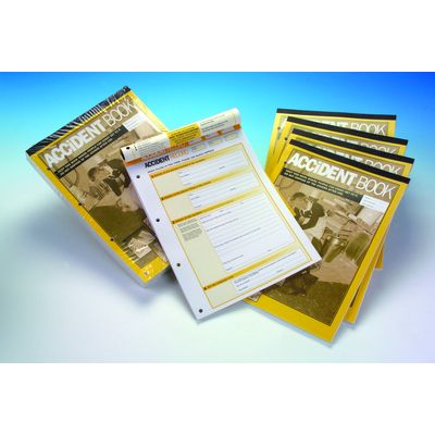 Accident Book Each