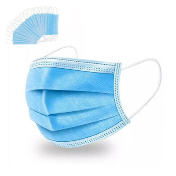 BFE95 Disposable Type IIR Face Mask Pack 50