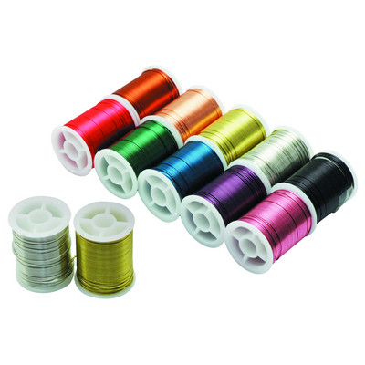 Wire Spools Assorted