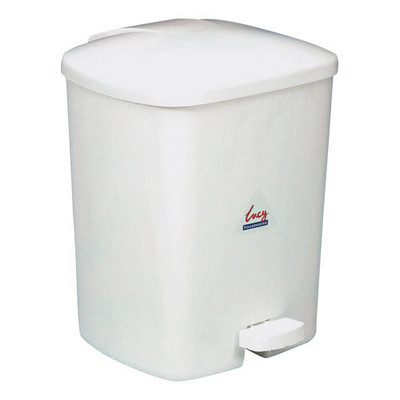 Pedal Bin with Liner, 15 Litre, Each
