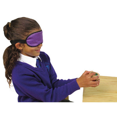 Blindfolds Assorted Pack 6