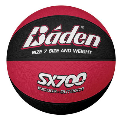 Baden Sx Basketball 7 Black/Red Each