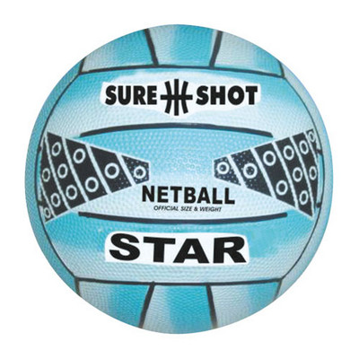 Netball, Sure Shot Star, Size 5