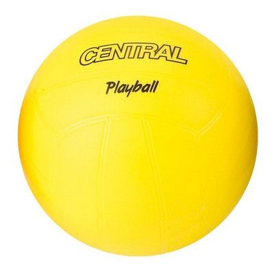 Playball, Central, 21.5cm, Yellow