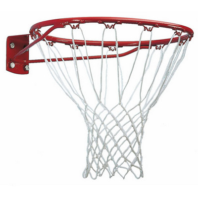 Basketball Ring Red Each