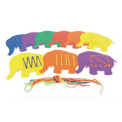 Thread An Elephant Assorted Pack 30