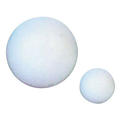 Polystyrene Balls Assorted, 50 x 35mm, 25 x 70mm
