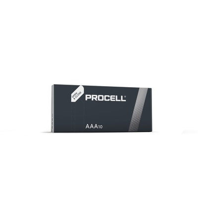 Duracell Industrial Battery 1.5V Aaa Pack 10