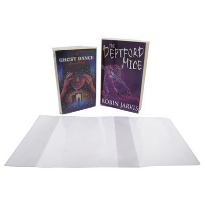 Adjustable Book Jackets 298X500Mm Pack 100