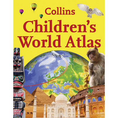 Collins Childrens World Picture Atlas