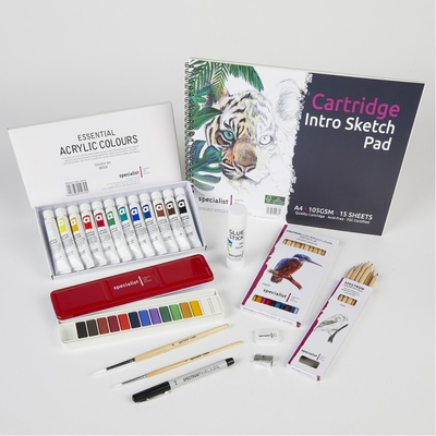 Art Lessons Essential Pack