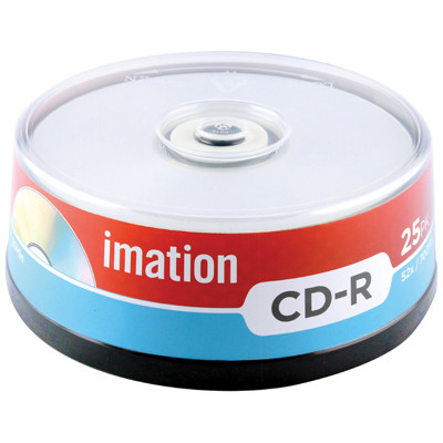 Cd-R 80 Minute, Spindle Pack 25