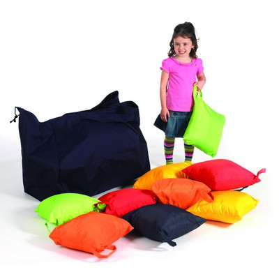 Cushions Outdoor Assorted Set 10