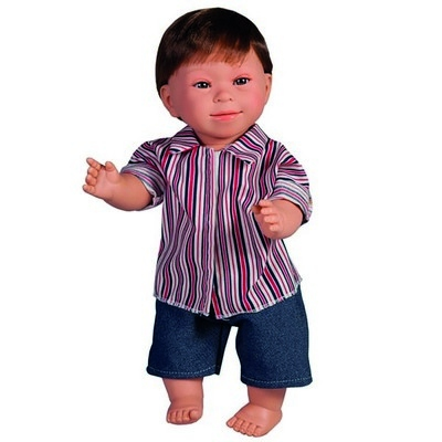 Down Syndrome Doll Set